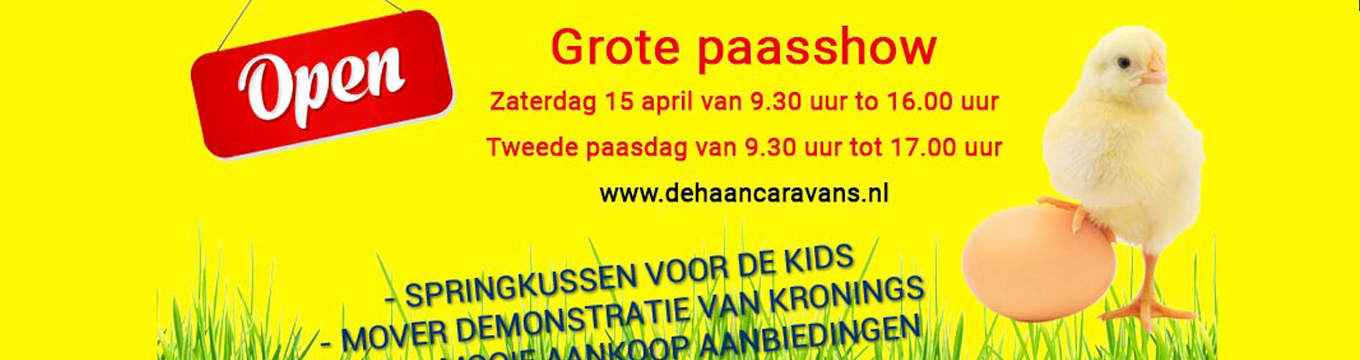 GROTE PAASSHOW
