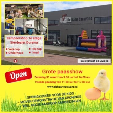 Grote paasshow 2018