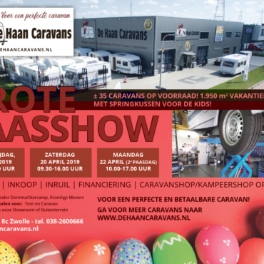 GROTE PAASSHOW 2019